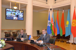 Парламентарии и эксперты Беларуси и России обсудили вопросы модельного законотворчества в Союзном государстве