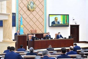 Senators of Republic of Kazakhstan Amended Water Code to Provide People With Good Quality Drinking Water