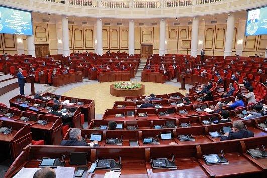 Парламентарии Республики Узбекистан совершенствуют избирательное законодательство