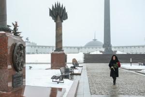 Валентина Матвиенко почтила память погибших в блокадные годы ленинградцев