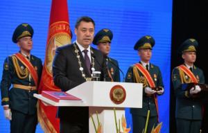 Sadyr Japarov Assumes Office as President of Kyrgyz Republic