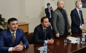 Bakhtovar Safarzoda Takes Part in Meeting of Coordination Council of Tajik Diaspora