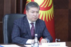 Кандидатура Нурбека Сатвалдиева одобрена на должность полномочного представителя Жогорку Кенеша в МПА СНГ