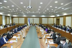 В Узбекистане подведены итоги деятельности Молодежного парламента