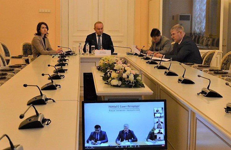 Представители МПА СНГ приняли участие в обсуждении перспектив развития органов местного самоуправления