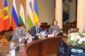 Ivan Mushket Addressed Conference