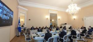 Заседание Контрольно-бюджетной комиссии МПА СНГ прошло в формате видеоконференции