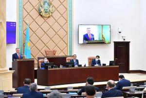 Senate of Parliament of Kazakhstan Adopts Legislative Measures to Modernize Judicial System