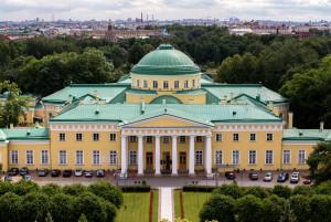 Подсветка Таврического дворца в Петербурге будет отключена в поддержку