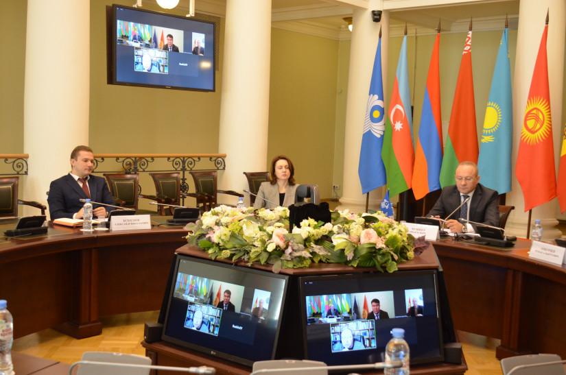Представители МИМРД МПА СНГ провели онлайн-встречи по вопросам подготовки референдума в Кыргызской Республике