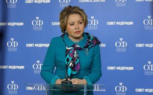 Валентина Матвиенко: IX Невский экологический конгресс поможет выработать совместные меры по сохранению чистоты планеты