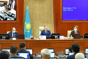 Казахстанские депутаты одобрили законопроект для обеспечения безопасности продукции стран ЕАЭС