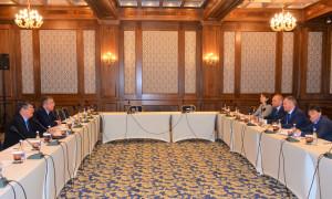 Наблюдатели от МПА СНГ провели в Бишкеке встречу с руководством ЦИК Республики Узбекистан