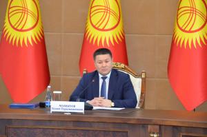 Наблюдатели от Межпарламентской Ассамблеи СНГ встретились с Талантом Мамытовым