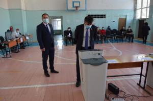 В Кыргызстане проходит референдум: наблюдатели от МПА СНГ присутствовали при открытии участков