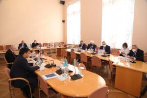 Парламентарии и эксперты обсудили вопросы гармонизации законодательства стран СНГ в сфере безопасности