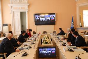 Парламентарии стран СНГ обсудили проведение в 2021–2022 годах ряда крупных международных конференций