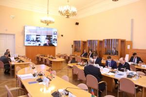 Постоянная комиссия МПА СНГ по экономике и финансам обсудила ход разработки модельных рекомендаций в сфере публично-частного партнерства