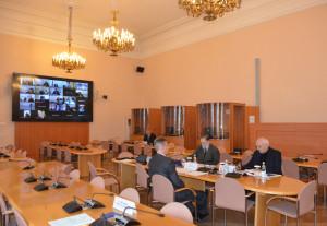 Эксперты обсудили разработку Концепции развития производительных сил и законодательные аспекты обеспечения экономической безопасности стран СНГ