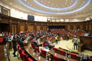 Parliament of Republic of Armenia Adopted Amendments to Electoral Code