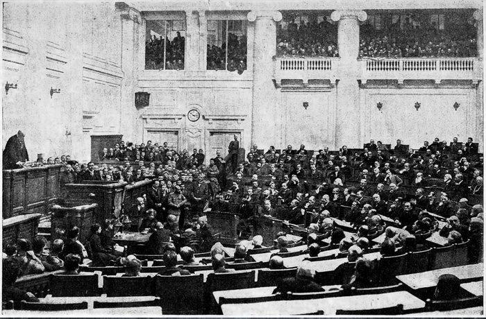 Российскому парламентаризму 115 лет