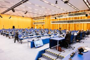 Представитель Секретариата Совета МПА СНГ принял участие в специальной сессии Конференции государств — участников Конвенции ООН против коррупции
