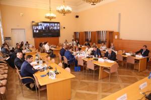 Профильная комиссия МПА СНГ приступила к разработке новых законопроектов в области государственного строительства и местного самоуправления
