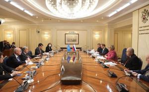 Валентина Матвиенко и Генеральный секретарь ООН Антониу Гутерреш обсудили проведение ряда международных мероприятий