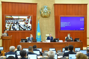 Kazakh MPs Ratified Documents on Outer Space Activities