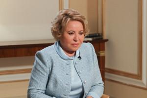 Валентина Матвиенко: Невский конгресс будет способствовать развитию международного сотрудничества в сфере экологии