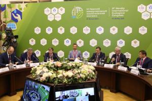 На Невском экологическом конгрессе представлен опыт стран СНГ в области управления водными ресурсами