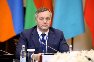 Dmitriy Kobitskiy to Head CIS Observer Mission at Early Elections to Parliament of Republic of Moldova