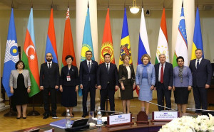 Tavricheskiy Palace Hosted Meeting of IPA CIS Council