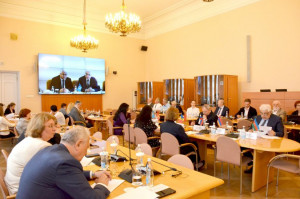 Bioethics and Evidence-Based Medicine Discussed in Tavricheskiy Palace