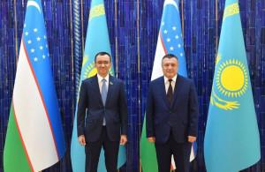 Маулен Ашимбаев и Нурдинжон Исмоилов отметили важность межпарламентского сотрудничества на международной арене