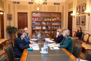 Третий Евразийский женский форум пройдет очно с использованием телемостов и онлайн-включений