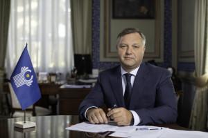 Дмитрий Кобицкий: МПА СНГ высоко ценит динамичное развитие отношений с Контртеррористическим управлением ООН