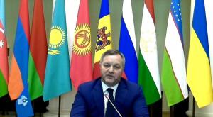 Видеообращение Дмитрия Кобицкого участникам церемонии открытия офиса КТУ ООН в Катаре