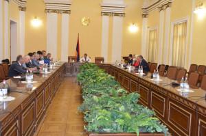 Наблюдатели от МПА СНГ провели встречи с политическими партиями Республики Армения