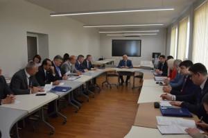 Наблюдатели от МПА СНГ посетили ЦИК Республики Армения