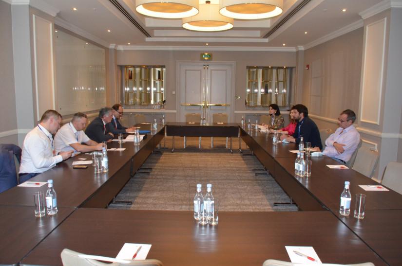 Наблюдатели от МПА СНГ на выборах в Армении встретились с руководством мониторинговой миссии БДИПЧ ОБСЕ