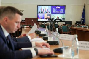 Состоялась 60-я сессия Парламентского Собрания Союза Беларуси и России