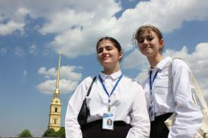 В Петербурге открылся форум «Дети Содружества»