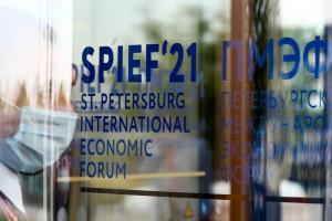 MPs Participate in St. Petersburg International Economic Forum