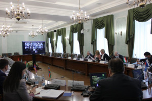 Relevant IPA CIS Commission Considered a Number of Model Laws on Culture, Information, Tourism and Sport