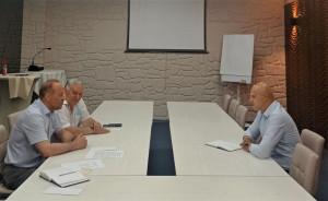 Международные наблюдатели от СНГ встретились с участниками парламентских выборов в Республике Молдова