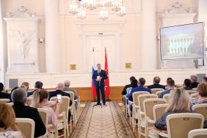 Дмитрий Кобицкий: В Петербурге создана атмосфера гостеприимства для делегаций из стран Содружества