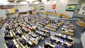 Vyacheslav Volodin: 7th State Duma Adopted 2672 Laws