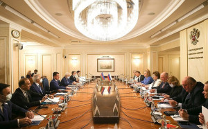 Azerbaijani and Russian MPs Discussed Development and Strengthening of Bilateral Cooperation