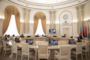 Draft Provision on CIS Youth Capital Approved